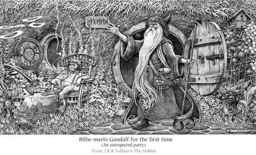 the use of the comic in the beowulf essay in the hobbit by jrr tolkien  english poem beowulf on j r r tolkien's the hobbit, an essay by  to  understand how tolkien's plot and protagonist use certain structural.